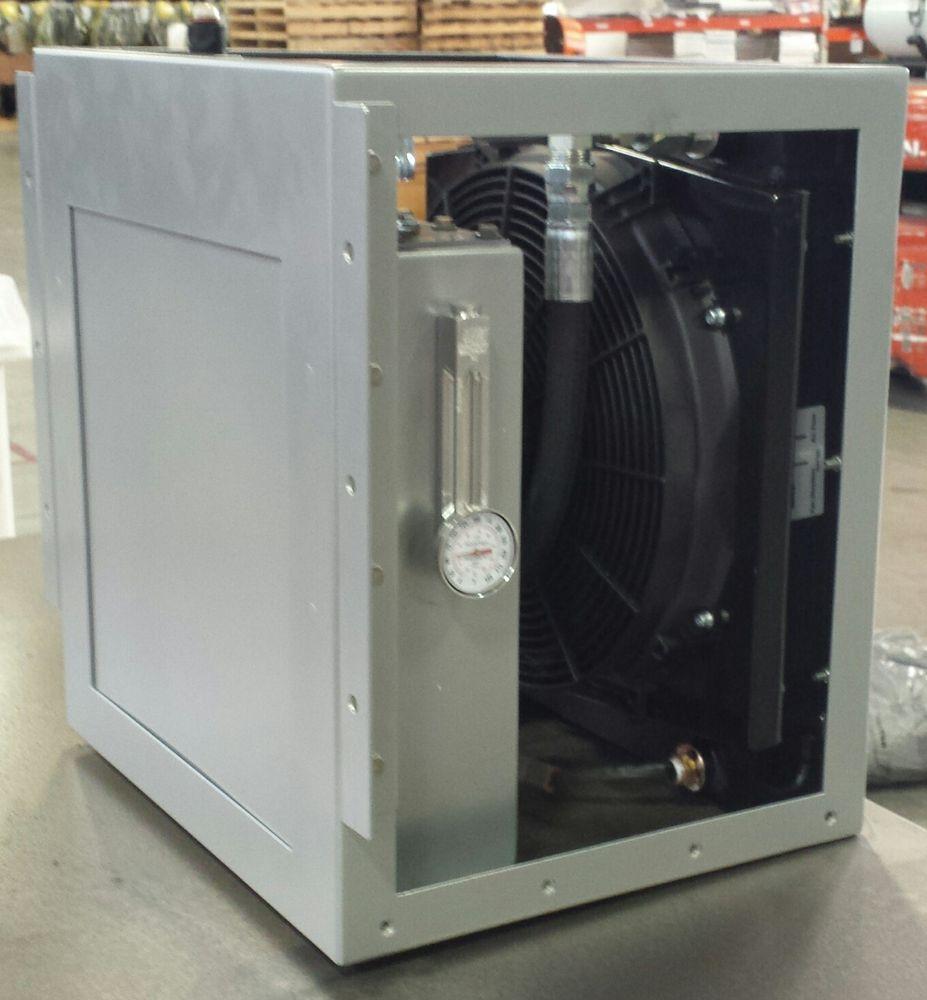 Thermaflow Hydraulic Cooler : Roper crude oil trailer hydraulic wet kit truckpumpsusa