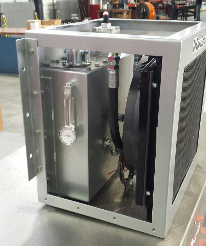 Oil Coolers For Hydraulic Systems : Mobile truck hydraulic wet kit cooler truckpumpsusa